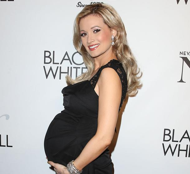Holly Madison Gives Birth To Baby Girl