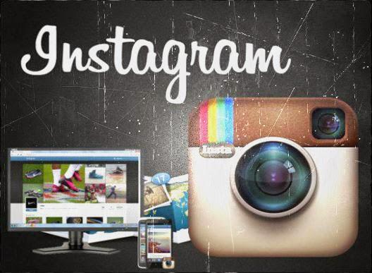 Cadastrar Instagram