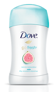 antisudorifique Go Fresh Dove