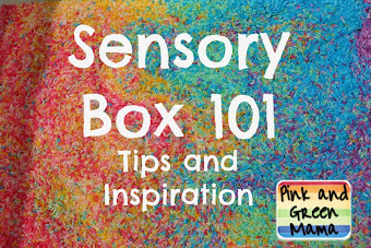 Sensory Boxes