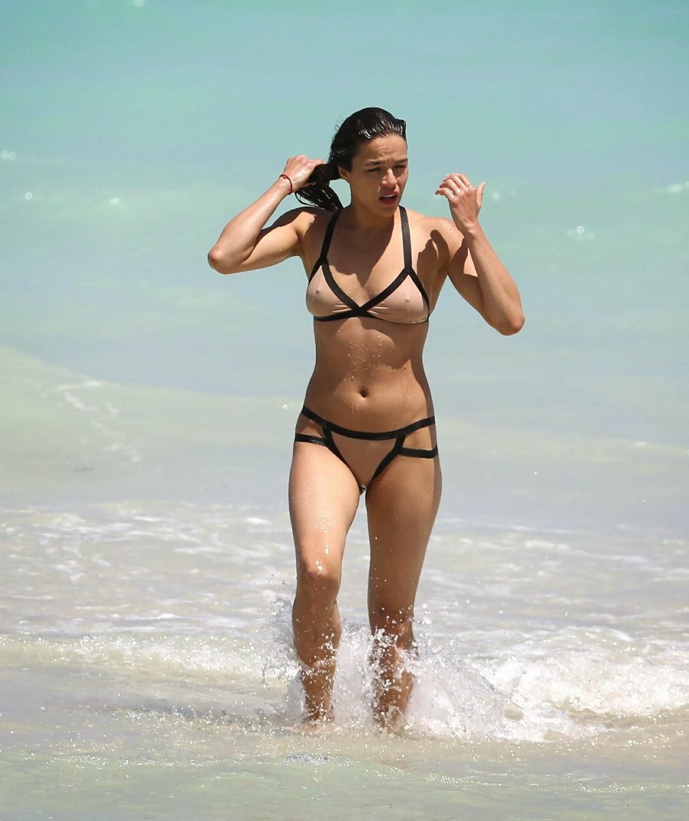 Michelle Rodriguez Bikini Bodies Pic 30 of 35
