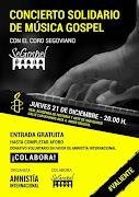 Concierto Solidario Música Gospel