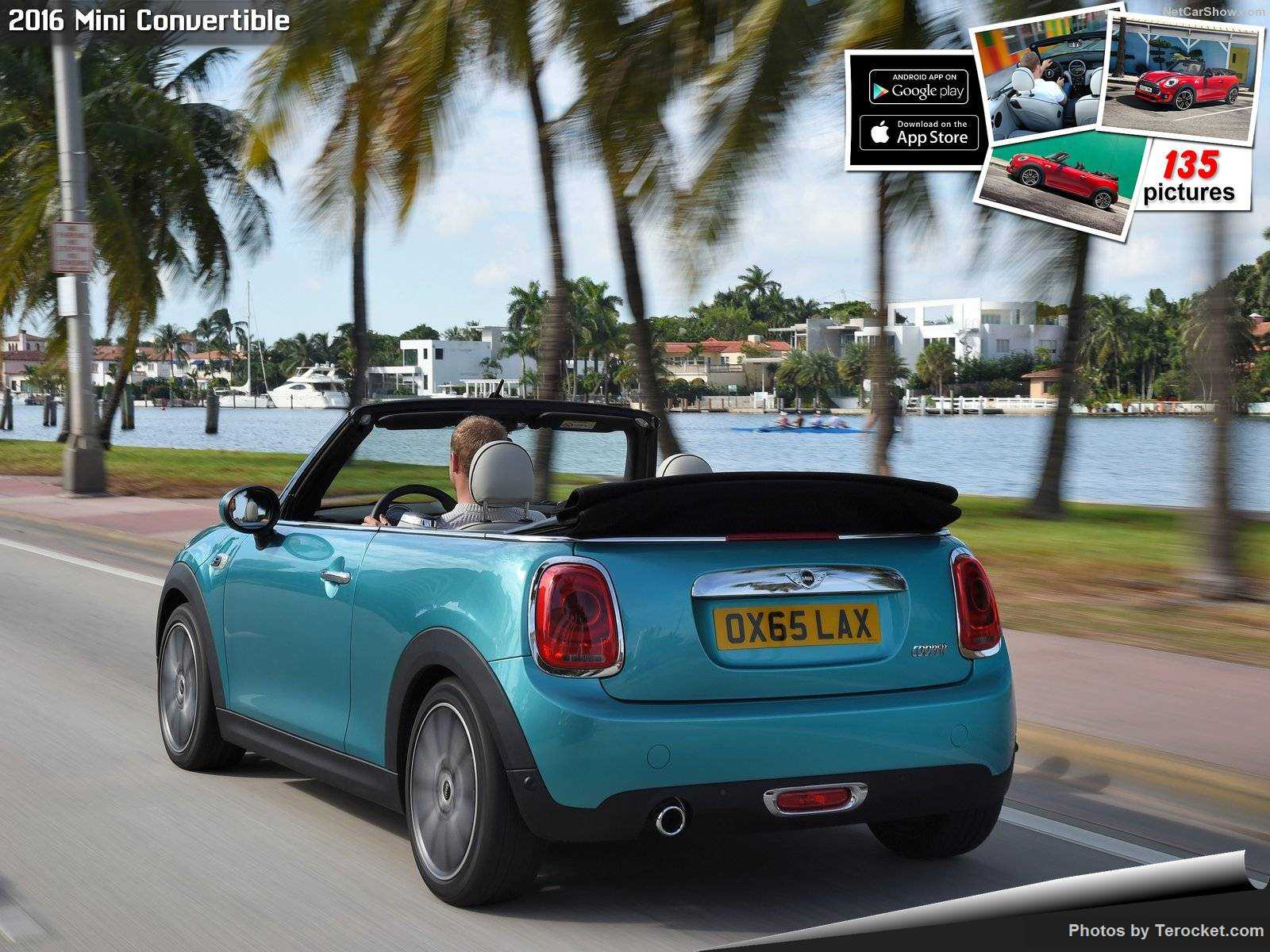 Hình ảnh xe ô tô Mini Convertible 2016 & nội ngoại thất