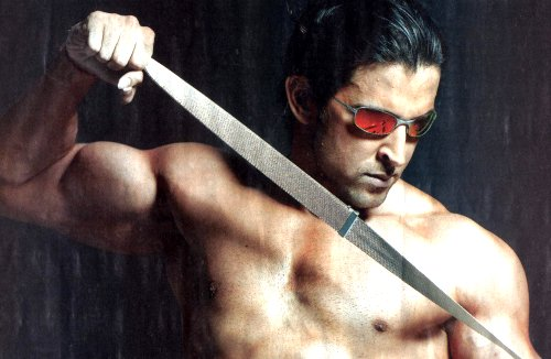 Hrithik Roshan Looks Sexy in Krrish 3 | Actress Images ...