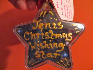 A wishing star