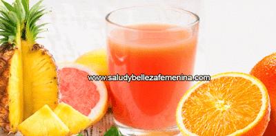 Bebidas saludables, salud