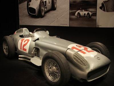 Mercedes W196R 1954