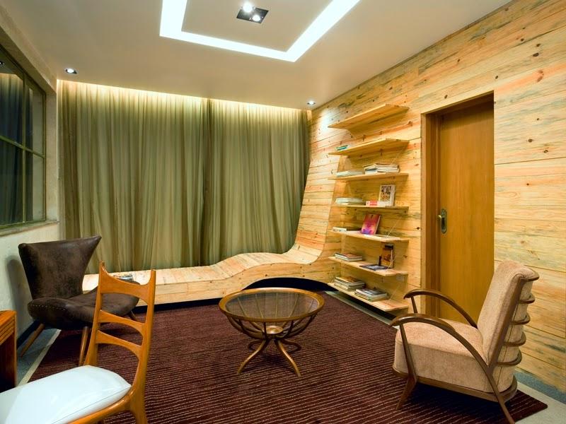 Sala Pequena De Leitura ~ Blog  StudioRYS  Pinus