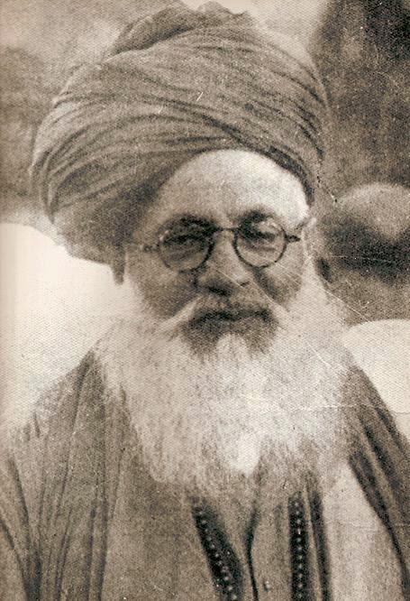 Murshid of Dr. Fazlur Rahman Ansari - 215170_186802744716629_1428962_n