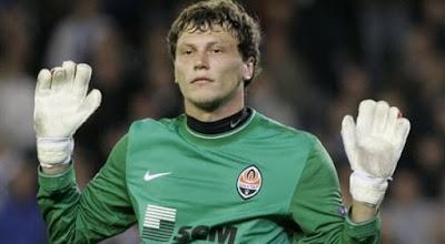 Andriy Pyatov - Shakhtar Donetsk (1)