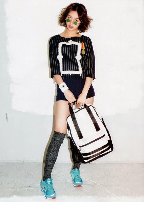 Hyeri Girl's Day - Ceci Magazine November Issue 2014