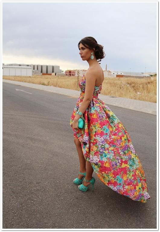Sommermode 2015: Sexy Lange Kleider