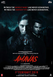 Amavas (2019) Hindi Movie Pre-DVDRip | 720p | 480p