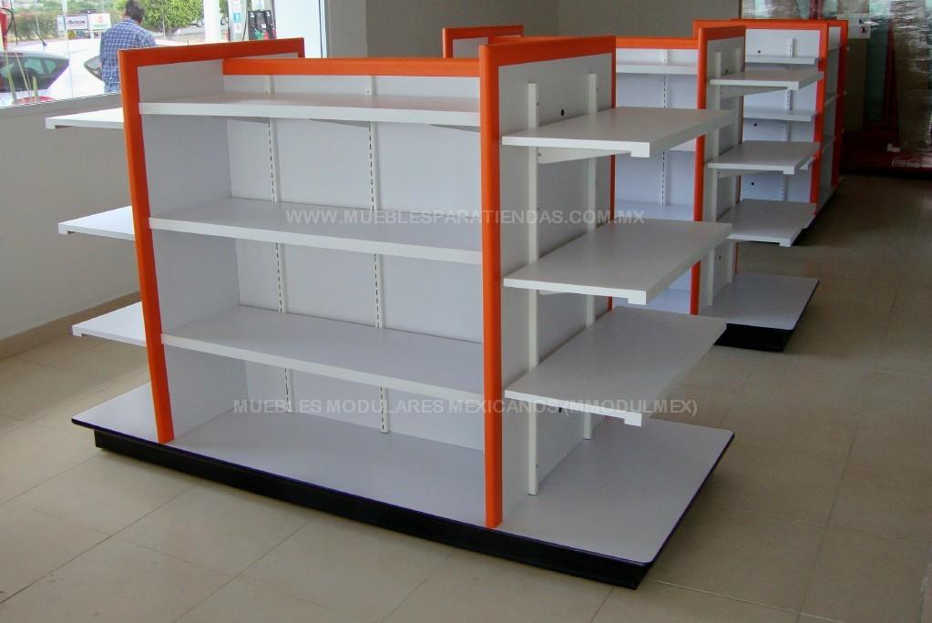 Muebles de tiendas mobiliario de oficina muebles de for Estantes de oficina