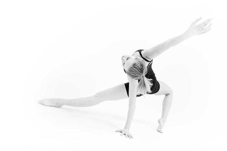 9. Sarah Biernat #9 Contemporary Dancer
