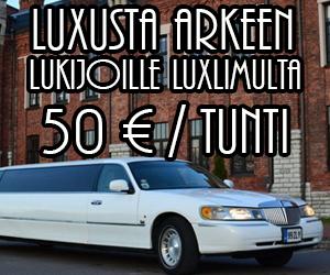 Luxlimu, tarjous, limusiini, limusiinitarjous, tarjous tallinna