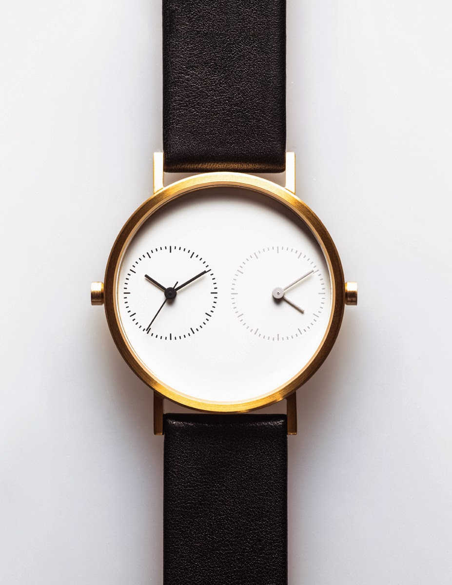 Kitmen Keung's Long Distance Watch (Gold Edition)