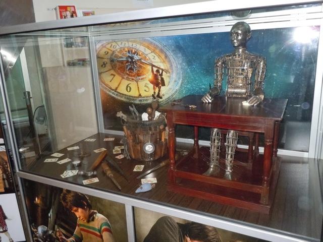 Hugo automaton movie prop
