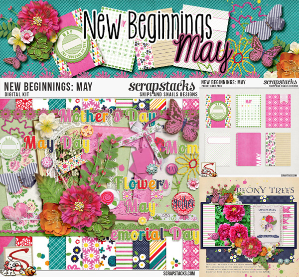 New Beginnings May
