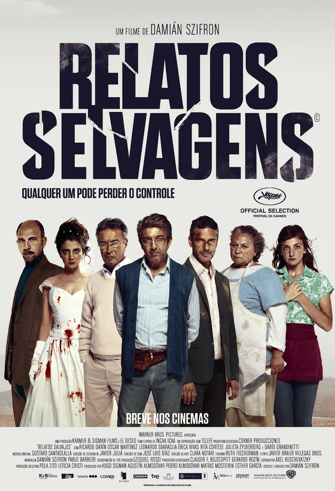 Relatos Selvagens – Dublado (2014)