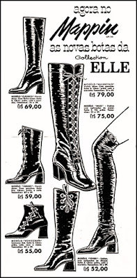 Mappin Store, Brazil fashion in the 70s, moda anos 70; 1971; propaganda anos 70; história da década de 70; reclames anos 70; brazil in the 70s; Oswaldo Hernandez