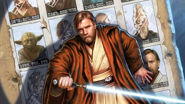 Obi-Wan Kenobi Star War