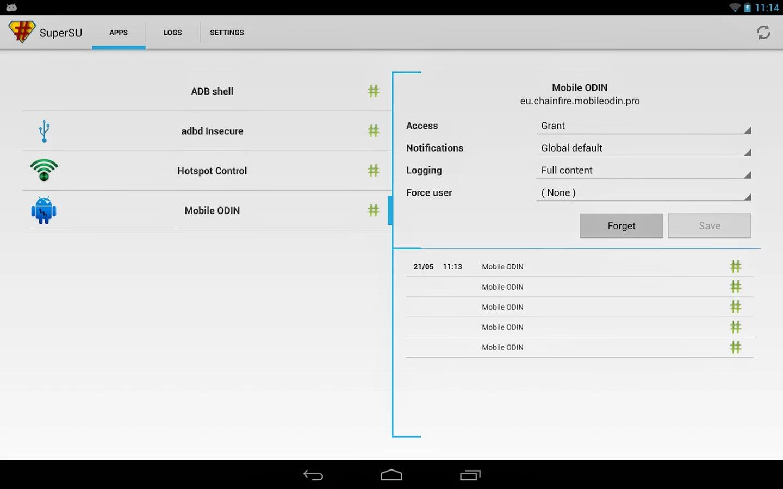 SuperSU Pro v1.97
