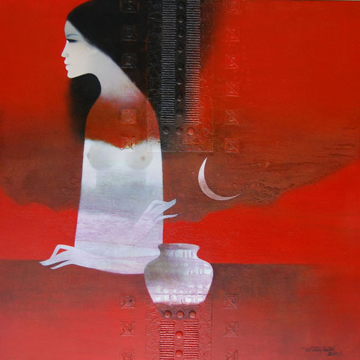 Do Duy Tuan 1954 | Vietnamese Mixed Media painter