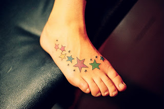 Stars Tattoo Ideas for Girls - Feminine Tattoos