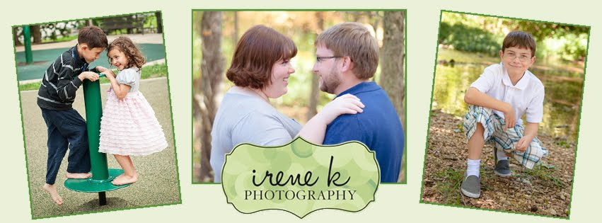 Irene K Photography -- Saint Louis family, children's and small event photographer
