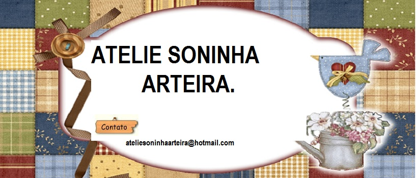 ATELIE SONINHA ARTEIRA