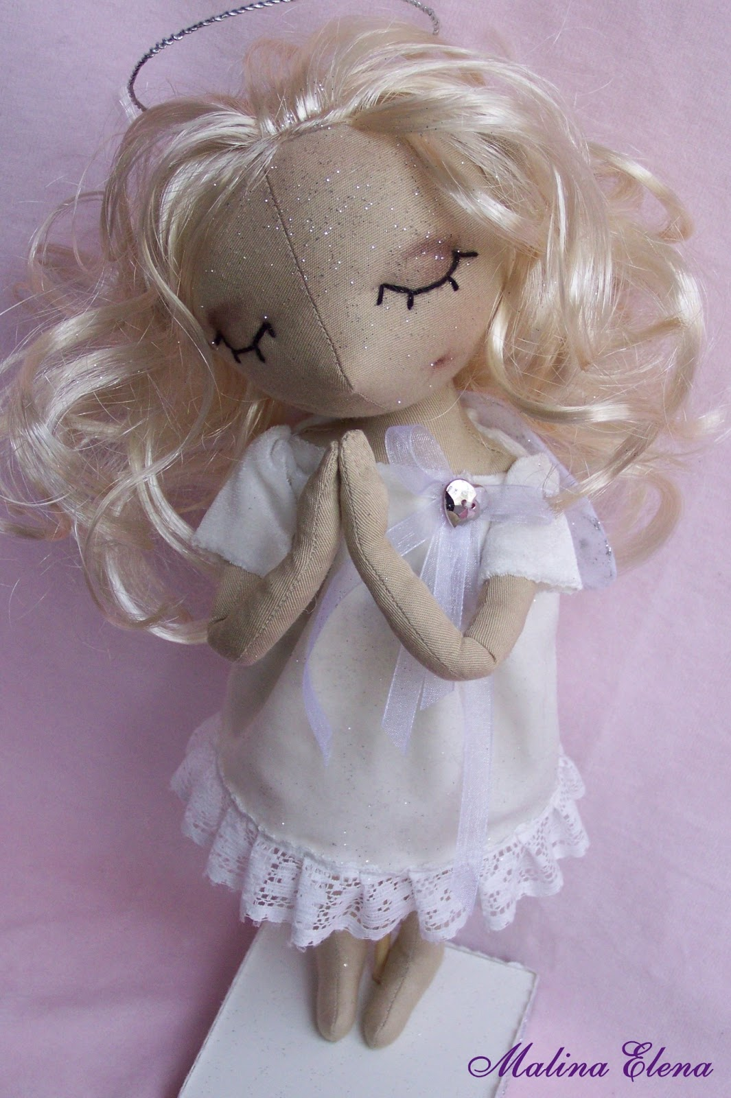 Куклы ангелы своими руками