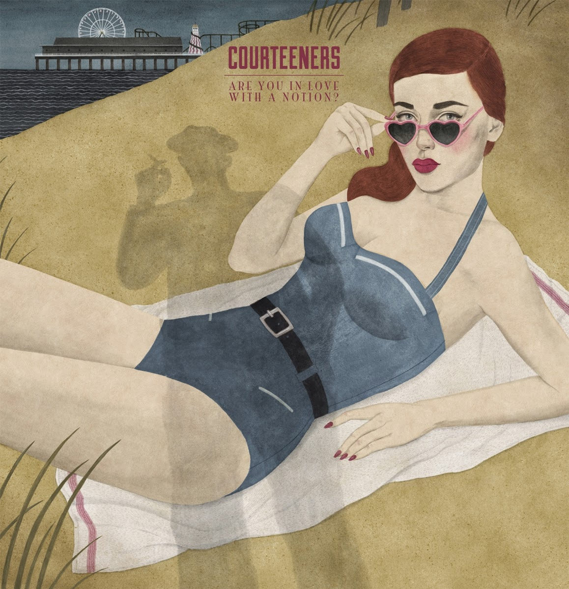 Courteeners announce new single Are You In Love With A Notion?