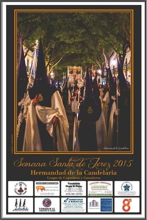 Cartel 2015 Hermandad de la Candelaria