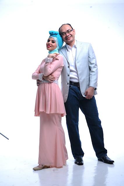 CDM Adibah Karimah and DDM Dr Hasbi