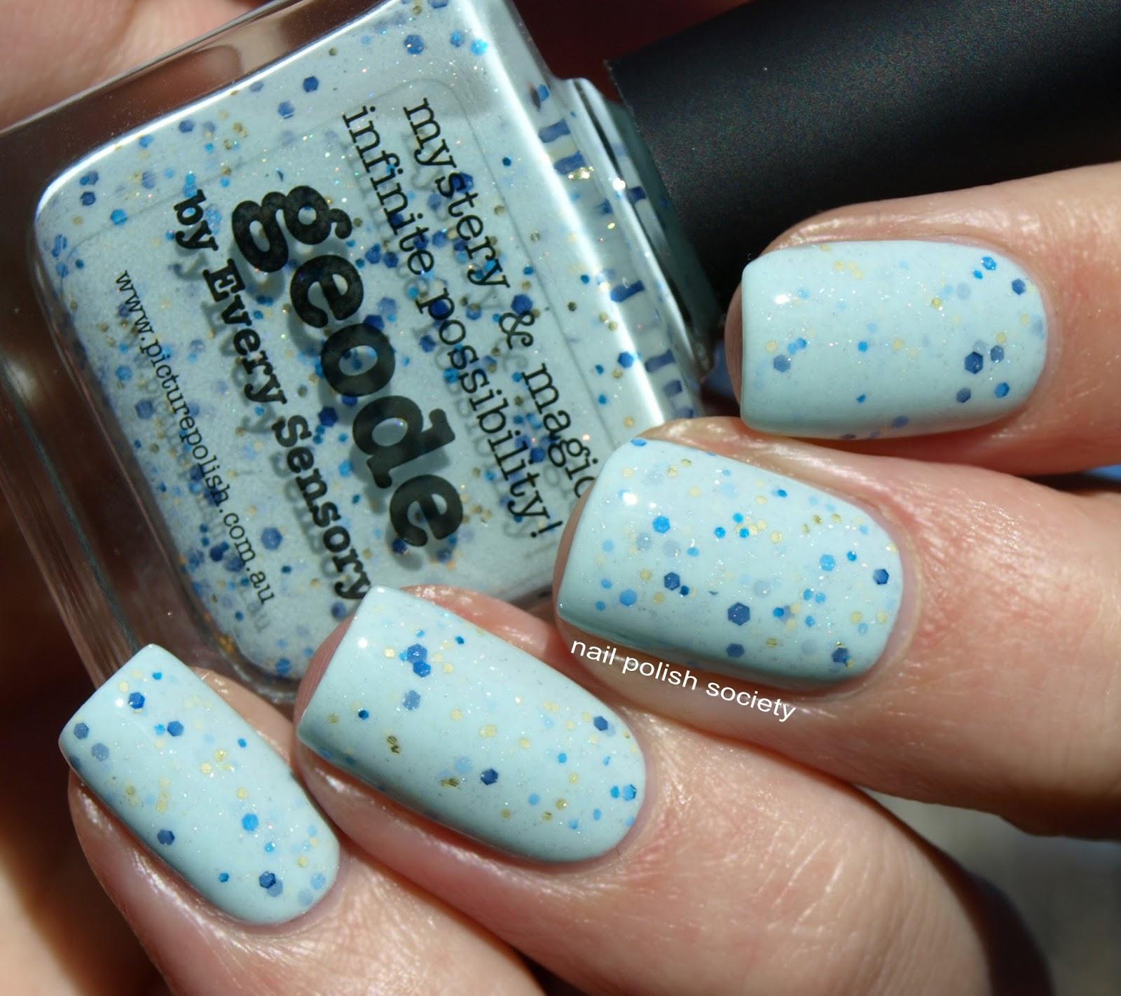 Nail Polish Society: January 2015