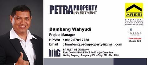 Ruko dijual Pollux Karawang Technopolis