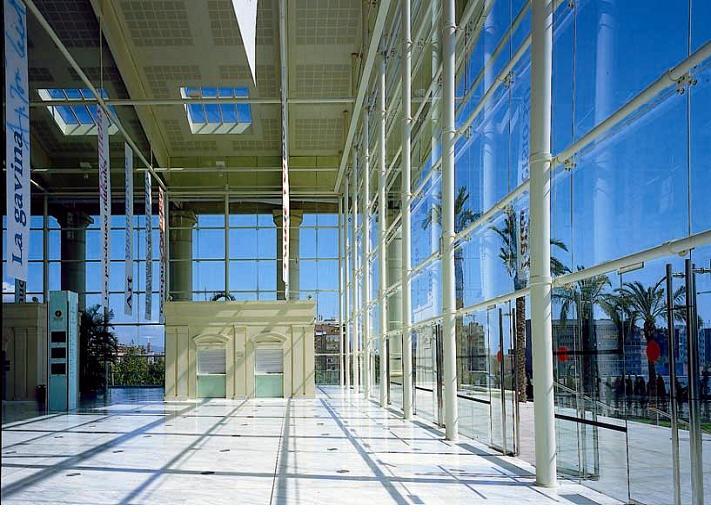 estructura forjado barcelona: