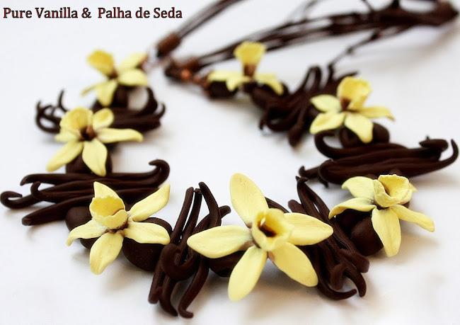 PURE VANILLA & PALHA DE SEDA