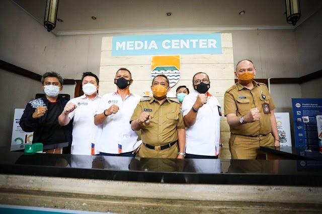 Wawalkot Bandung Sampaikan Kesiapan Stadion GBLA
