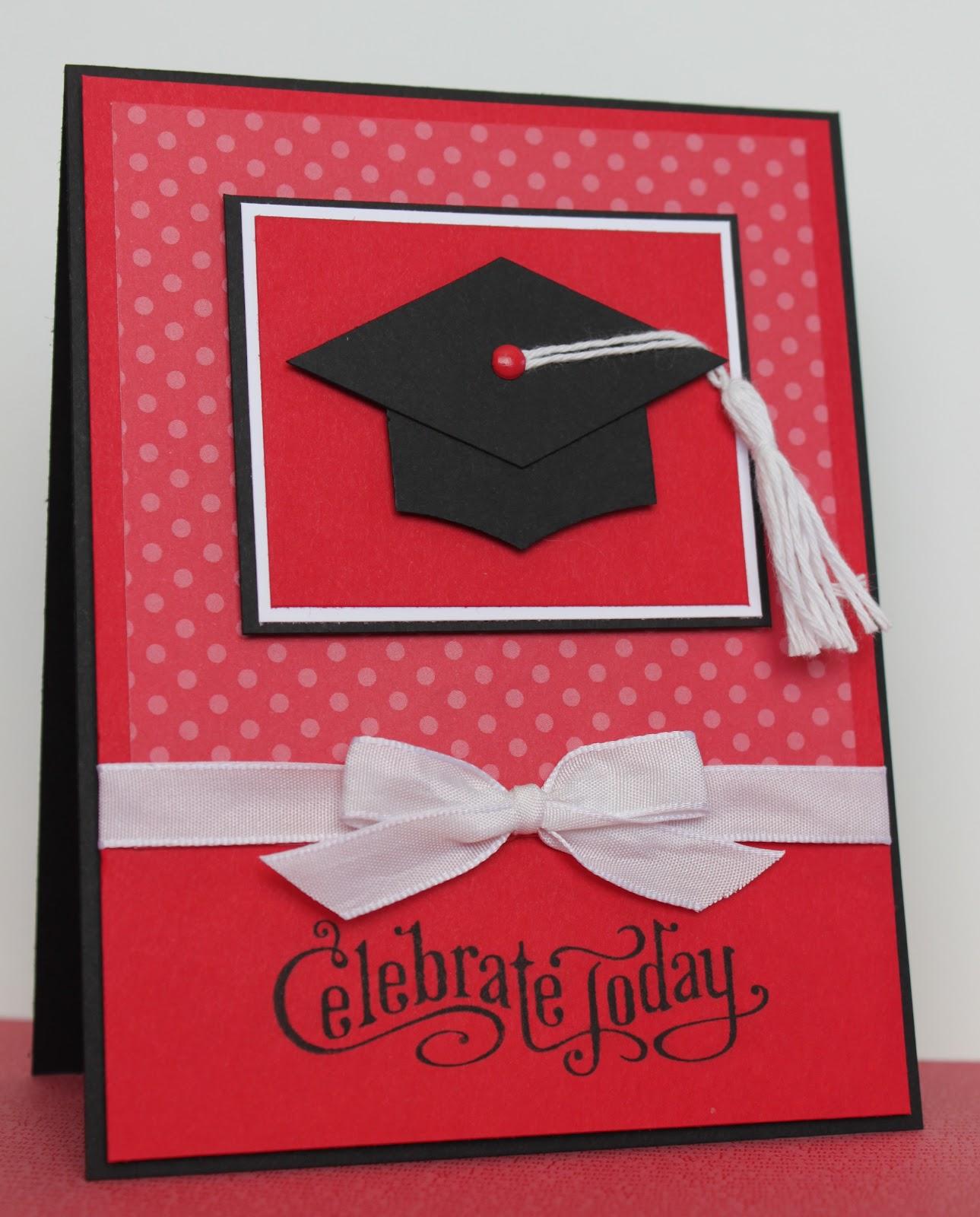 Handmade Graduation Card Designs