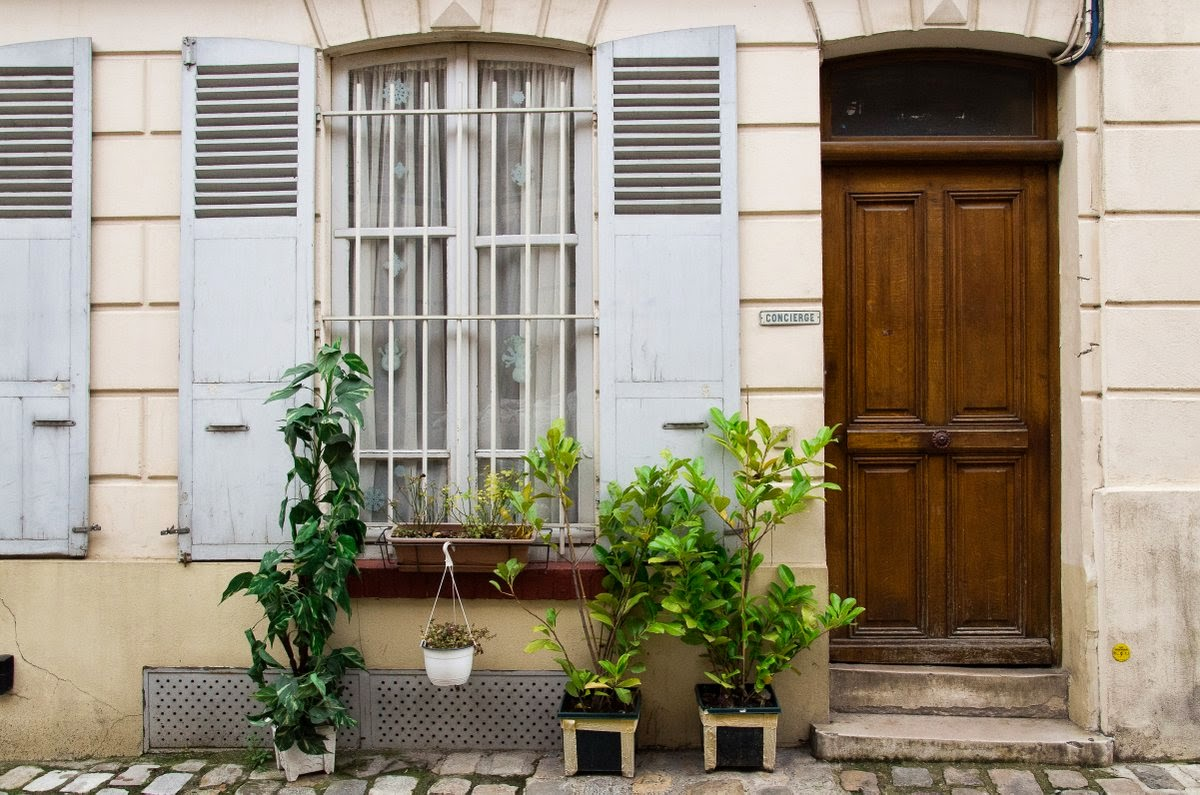Paris - villa Riberolle