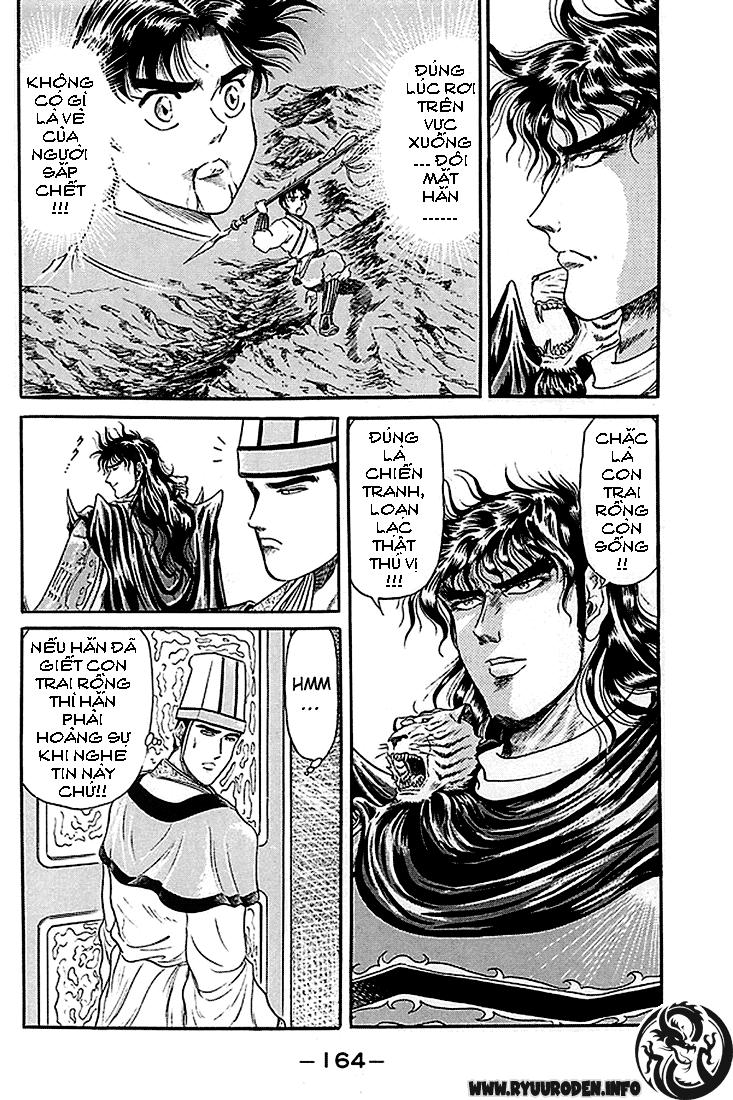 Chú Bé Rồng - Ryuuroden chap 7 - Trang 19