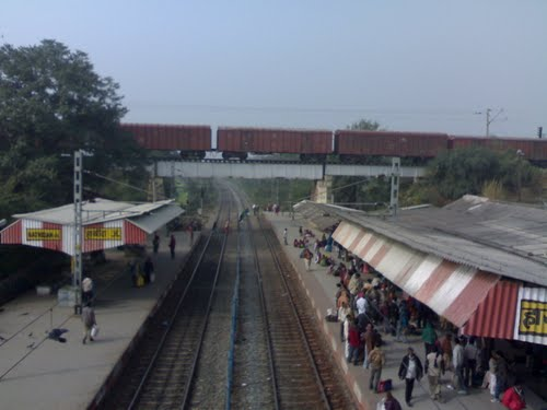 Hathidah Railway Junction Bihar