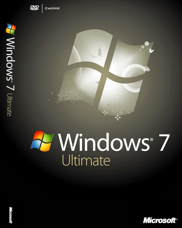 Windows 7 Ultimate SP1 Original 19.05.2014 (x86/x64/RUS/ENG/UKR) скачать с