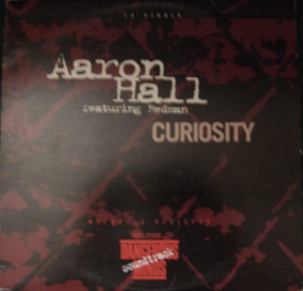 Aaron Hall - Curiosity Lyrics | MetroLyrics