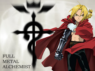 Fullmetal Alchemist article ted