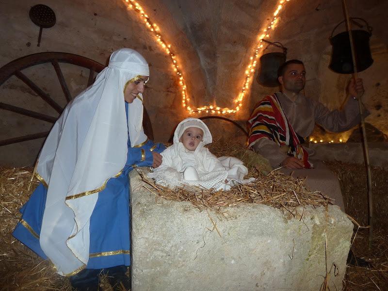 Weihnachten in Apulien: Krippenspiel - Presepe Vivente