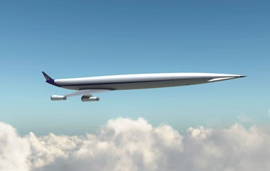 pesawat bermesin roket dan jet