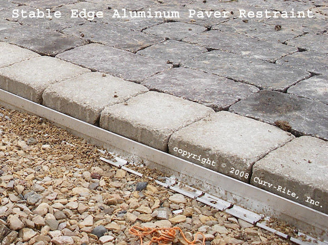 brick paver edging   brick phone picture